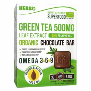 Green Tea Extract (Dark Chocolate)