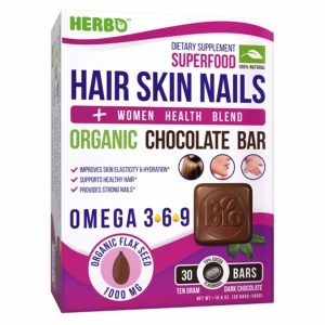 Hair, Skin and Nails (Dark Chocolate)