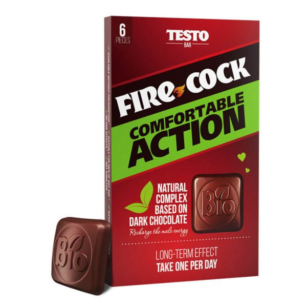 "Fire Cock ""Comfortable Action"""